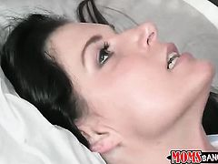 Mature needs face cumshot badly