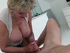 LADY SONIA His Cock is so Hard
