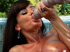 Lisa Ann - Masturbation Scene
