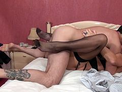 LaCochonne - French hoe fucked like never before