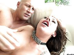 Christian XXX gets bottom pumped good and hard