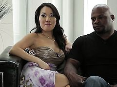 Lyla Storm is too horny to stop taking dick in the butthole