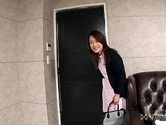 Manami Osawa's New Job (Uncensored JAV)