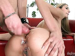 Kitty Jane cant stop fucking cause she loves butthole sex so much