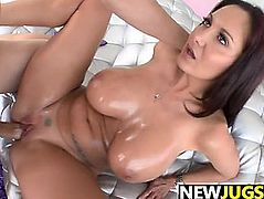 Large tit sexy mother I'd like to fuck Ava Addams receives her bawdy cleft pounded