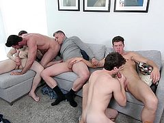 homosexual orgy Knowing