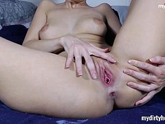 Mega Dirty Talk Cam Show Blonde Deutsche