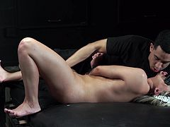 naughty madelyn gets brutally fucked