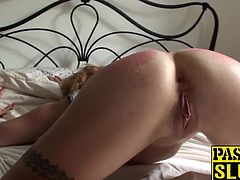 Miss Trixx getting her pussy pounded