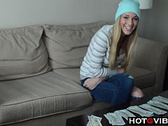 Follow Kendra Sunderland with a behind the scenes look from a shoot she recently did as she gets ready collects her money and wines down