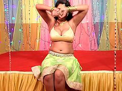 Indian Big BOOBS Spicy Dance HD 1080p