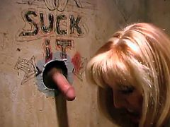 Mature MILF First Time At A Glory Hole