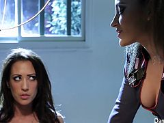 Bad girl Capri Cavanni gets punished by Dani Daniels