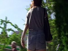 spanish hot student booty from GLUTEUS DIVINUS