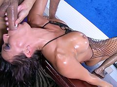 Sexy milf gets fucked in superb POV scenes