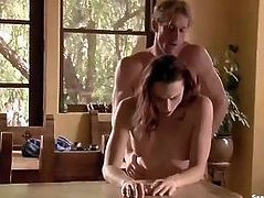Chanel Preston nude scene in Wicked Deeds