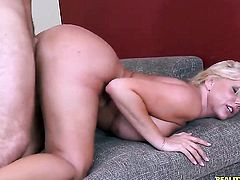 Levi Cash wants to bang amazingly hot Karen Fishers hot mouth forever