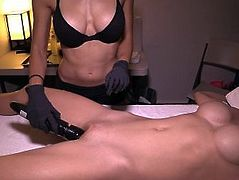 Real Professional Squirt Session part2