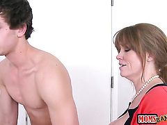 Brunette Riley Reid and Darla Crane and enjoy lesbian sex too much to stop