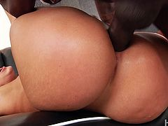 Candice Dare is truly a remarkable girl. She is cute, has amazing tits and breath taking ass. Gotta admit, for a white girl, she has quite unbelievably thick ass. She enjoys anal sex a lot and the bigger the dick, the better. She takes a gigantic black cock in her ass without breaking a sweat.