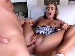 Visit official Paper Street Network's HomepageNude honey screams with a whole cock spinning inside her vagina, making her feel amazing and reach high orgasms in a matter of minutes