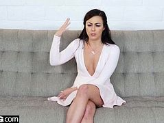 BANG Confessions: Whitney Wright uses her Cum to seduce her boss