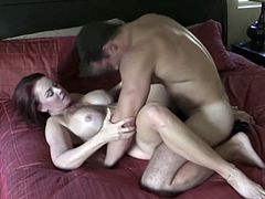 Horny MILF and Young Foreign Exchange Student
