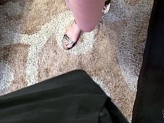 Kimber Lee is upset at her boyfriend. It's no surprise when she found herself kneeling and putting another man's cock in her mouth, begging for hot, sticky cum. Can you blame her?! What kind of a man neglects such an angel?! Be a gentleman and help Kimber out with her boyfriend troubles, will you?