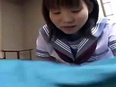 Japanese Daughter Does The Business .mp4