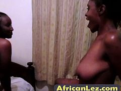 African lesbians truly into kinky love