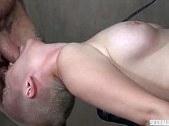 riley nixon versus two hard dicks