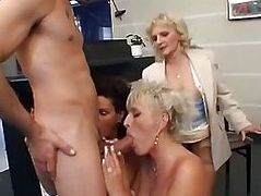 Orgy for a group of boobs milfs - More On HDMilfCam,com