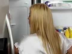 Lesbian stepmother seduced by step daughter