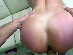 One of the biggest names in the porn industry, is none other than cock riding queen, kendra lust. Here we have here taking on a young stud with her smoking hot body and