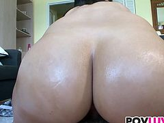 PAWG Mandy Sky Gets Dicked