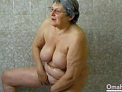 Amateur mature and grandma pictures collected in hot slideshow Find this Footage of genuine old horny and fatty grandma playing alone