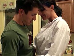 Cougar mother Wants To Play - Watch part2 on MilfHomeTv.com