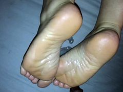 CaptainSlantedDick In FUCK AND JACKING HER SOLES PT2