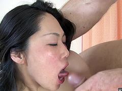Hardcore ass fucking is reserved for this slut who is eager to be butt plugged by the fellas. She is moaning and screaming as the fellas annihilate her in a very festive threesome.