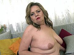 If you are into older women, you're in luck. Welcome to Mature NI, where our mature ladies will fulfill all your desires! Doubtful? Feast your eyes on our very own Bella playing with her tits and wet, cock hungry pussy for your eyes only. Wouldn't you agree that she's the most beautiful woman?