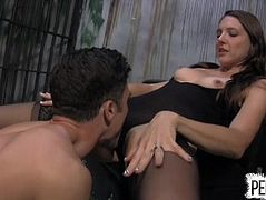 Sadie Holmes Has a Chastity Fuck Toy FULL VID