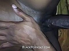 A black mans huge BBC perspective at - BlackPorn247co