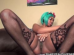 Sheisnovember Anal Jerk Off Instructions Sexy Ebony Teen Ass