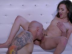 For Alex More there are no prohibitions and if her pussy itches, no matter who is near, she will do everything to fuck him. This time it's her mom's boyfriend... Join and have fun!