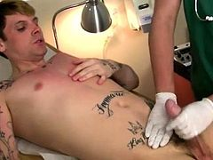 Doctors gay sex boys movie Nothing a lil' massage won't