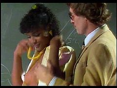 John Holmes and Angel Kelly