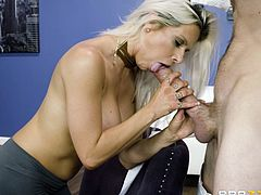 Rachel Roxxx Fucking Some Big Cock