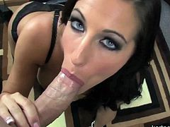 Kortney Kane - POV Double Job - First Class Blowjobs