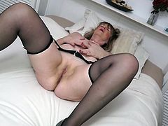 If you love curvy women with huge saggy titties, wet pussies and big asses, then this is your chance to get it all. Join Mature Nl and enjoy amazing Lady Jane masturbating just for your pleasure. Take your time and have fun!