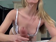 Mom from Milfsexdating Net caught me while jerking
